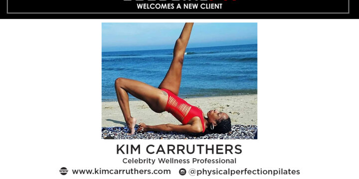 Celebrity Wellness Professional Kim Carruthers Joins GoodGirlPR