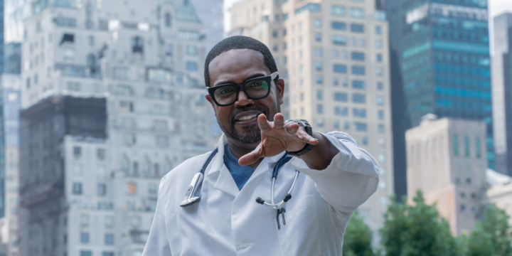 Meet New Client Dr. Sekuleo Gathers