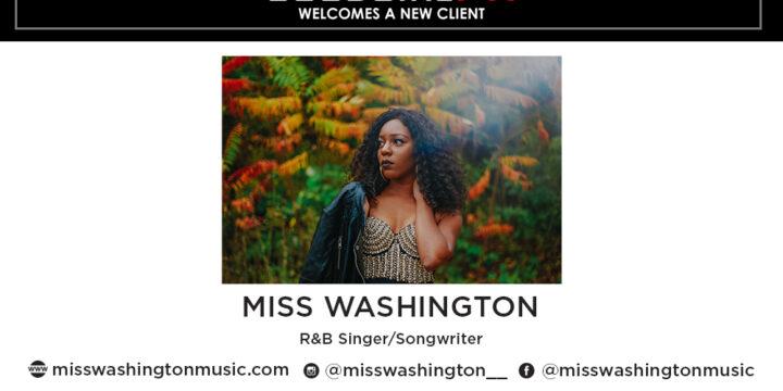 GoodGirlPR Welcomes Miss Washington to its PR Roster!